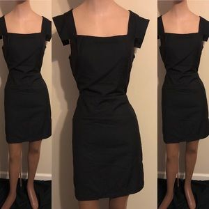 Business Casual Black Dress